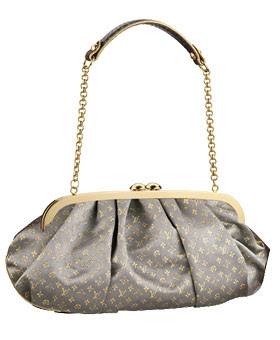 Louis Vuitton L'aumoniere Womens handbags
