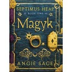 Magyk Angie Sage Septimus Heap