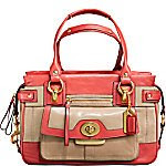 coach penelope shopper handbag