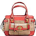 coach penelope shopper handbag