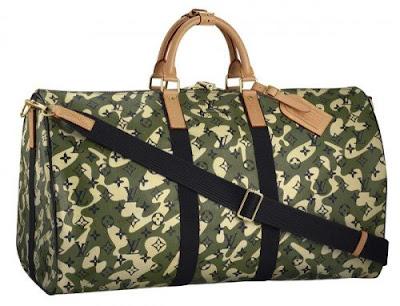 Marc Jacobs Takashi Murakami Louis Vuitton Monogramouflage Designer Handbag