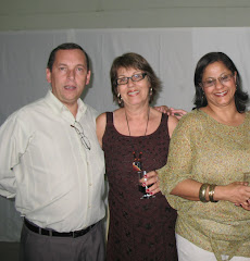 A Secretária de Educação, Sr. Aldjane Prata , Márcio e Eu.