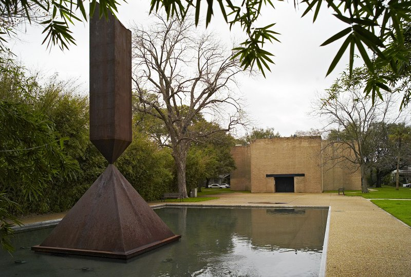 Mark Rothko Chapel. The Rothko Chapel is