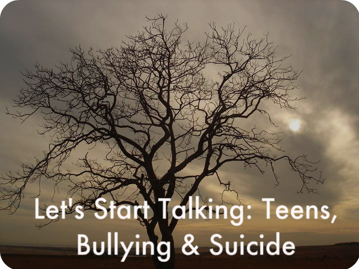 Part six of a mini series exploring the disturbing trend of teen bullying ...