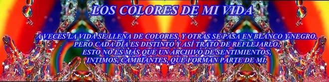 Los colores de mi vida