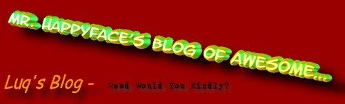 Teh Blog of teh Luq