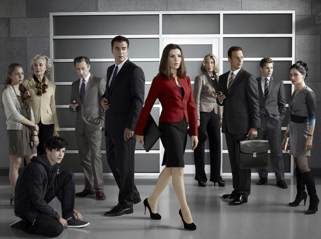 These Are Their Stories Chris Noth The Good Wife Season
