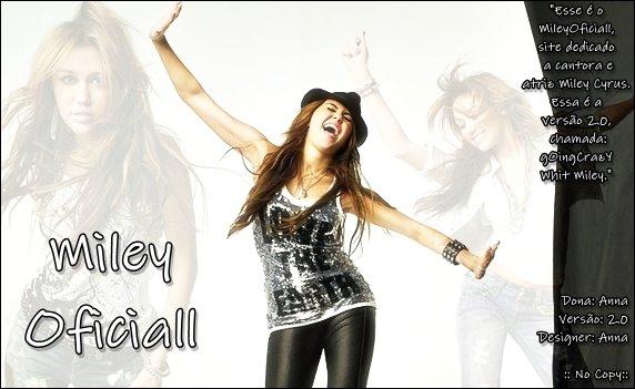 Miley Oficiall | Seu Portal Número 1 da Diva Miley no Brasil |