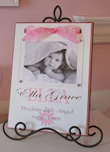 Baby Plaque
