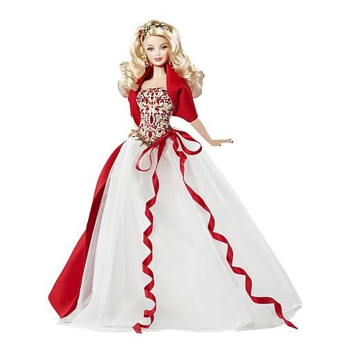 Barbie F S Barbie Holiday 2010