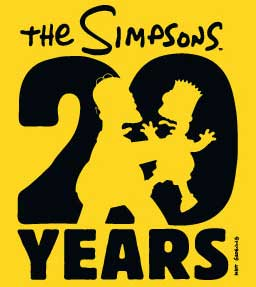 The Simpsons 20 años