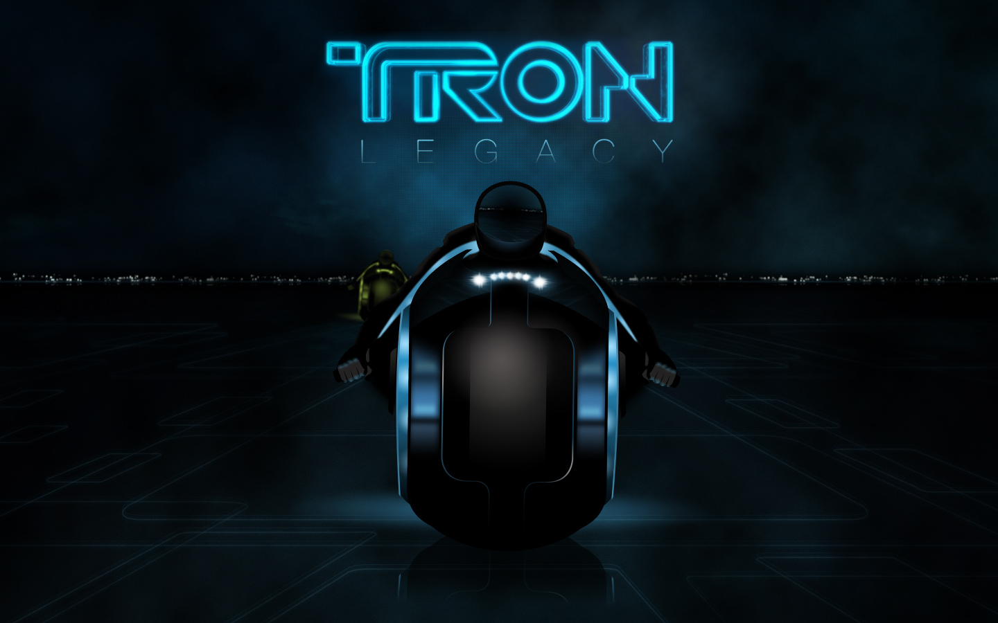 tron legacy new tralier ~ turbo exp