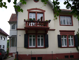unser Haus/our house