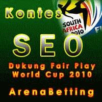 Kontes SEO Indonesia Dukung Fair Play FIFA World Cup AFSEL 2010