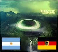 Senior Jerman -  Argentina Hampir Tanpa Kelemahan