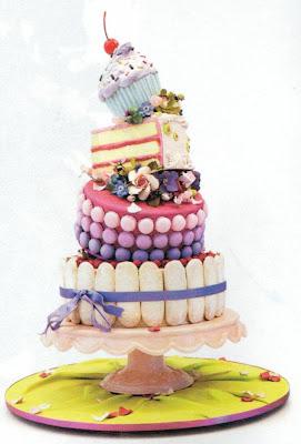Birthday Cake For Rona : Cassie s Cakery: Inspiration for Ava s 1st Birthday Cake