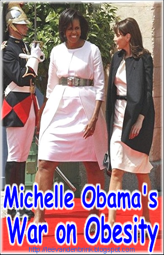 Michelle Obama's big fat ass