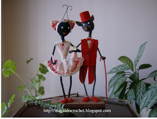 bonecos verga lã carochinha joão ratão