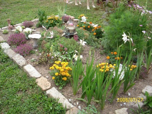 let the children play: fairy gardens