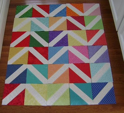 Quilt Patterns Using 6 Inch Squares : Northern Deb Quilts: Making a quilt from 6 inch charm squares