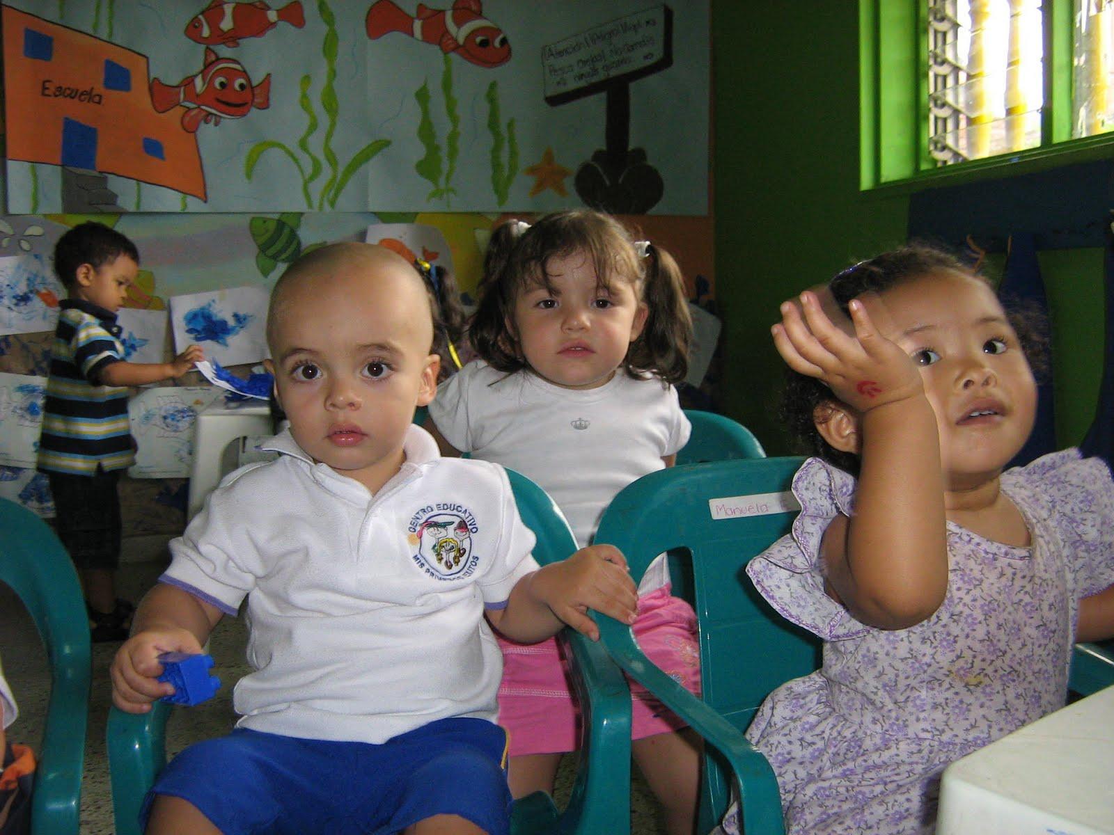 Párvulos B, Centro Educativo Mis Primeros Exitos
