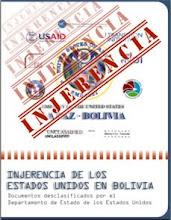 Injerencia de los EE.UU. en Bolivia