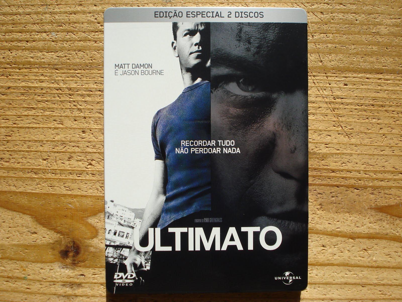 NELIO's COLLECTION: The Bourne Ultimatum (R2 PT)