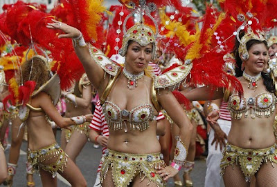 Appuntamenti Agosto a Londra: il Notting Hill Carnival!!