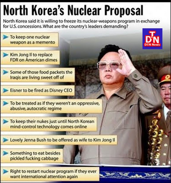 North Korea Latest News: Pictures Of The Day: DTN News: Satellite Appears To Show