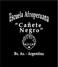 "ESCUELA   AFRO-PERUANA  ""CAÑETE NEGRO""  BS.AS. ARGENTINA"