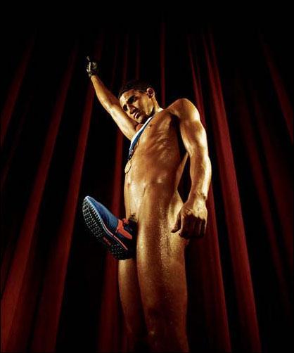 Nike ad, 2010.