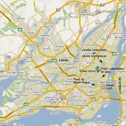 Ile de Montréal