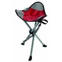 slacker camping chair