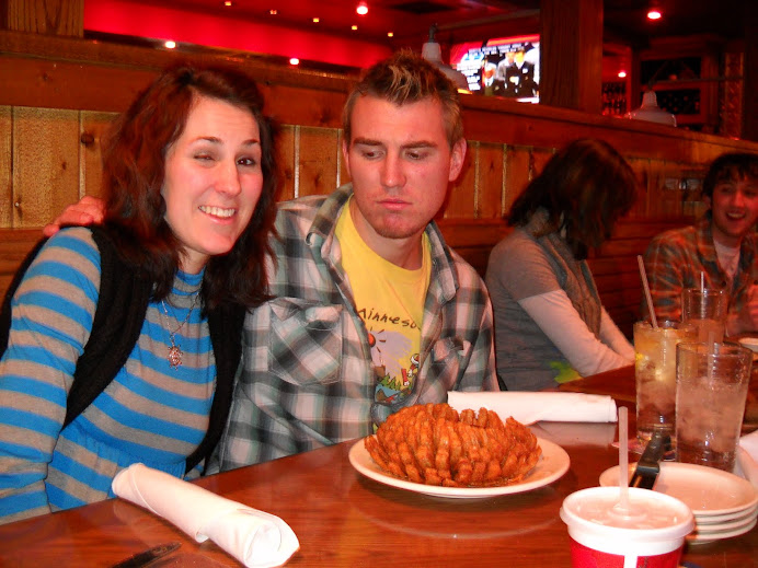 awesome bloomin' onion