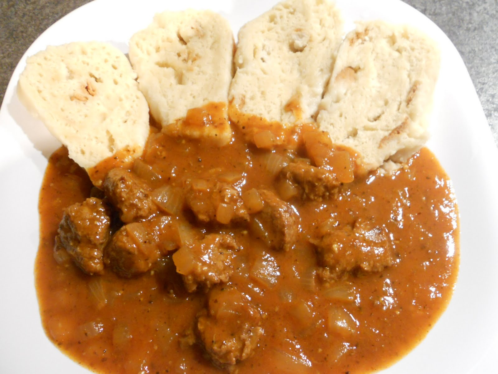 ... goulash the original goulash comes from hungary czech goulash