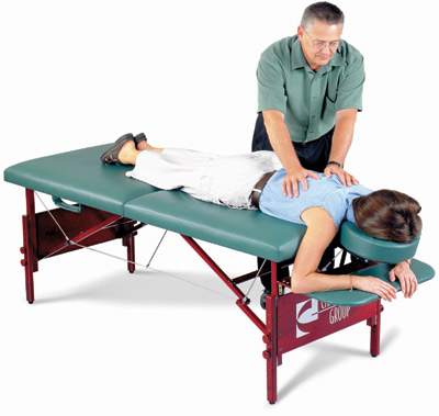 Medical treatment discounted portable massage tables - How much is a massage table ...