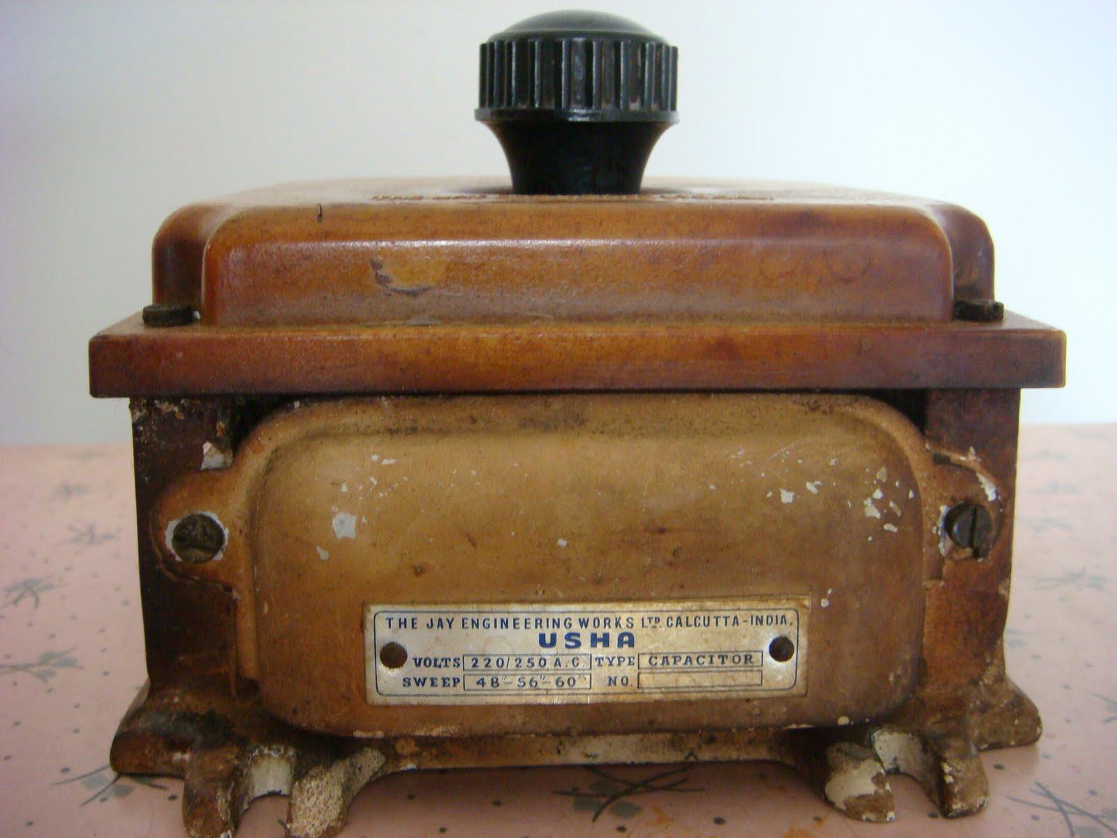 Vintage Gec Ceiling Fan Regulator F 00003 Condition Working