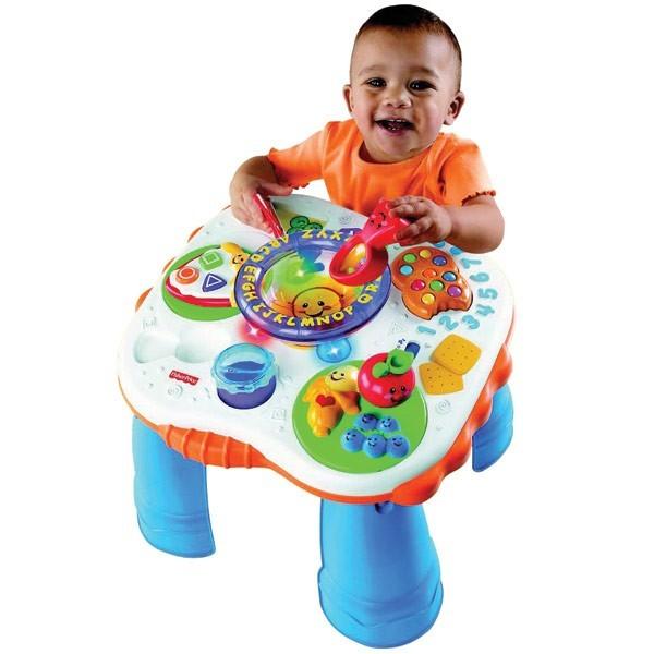 Macam macam ada fisher price laugh learn activity table - Table activite fisher price ...