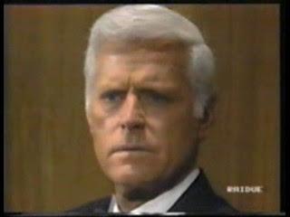 The Right Stuff Santa Barbara Soap Opera 1985 Charles Bateman As Cc Capwell Robin Wright As Kelly Capwell