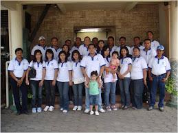 Keluarga Besar BPR KMK