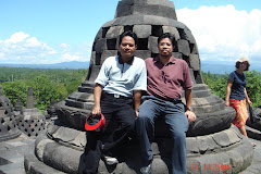 Candi Borobudur Yokyakarta 2006
