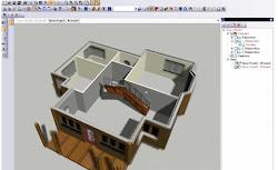 Vista Residencial 3-D