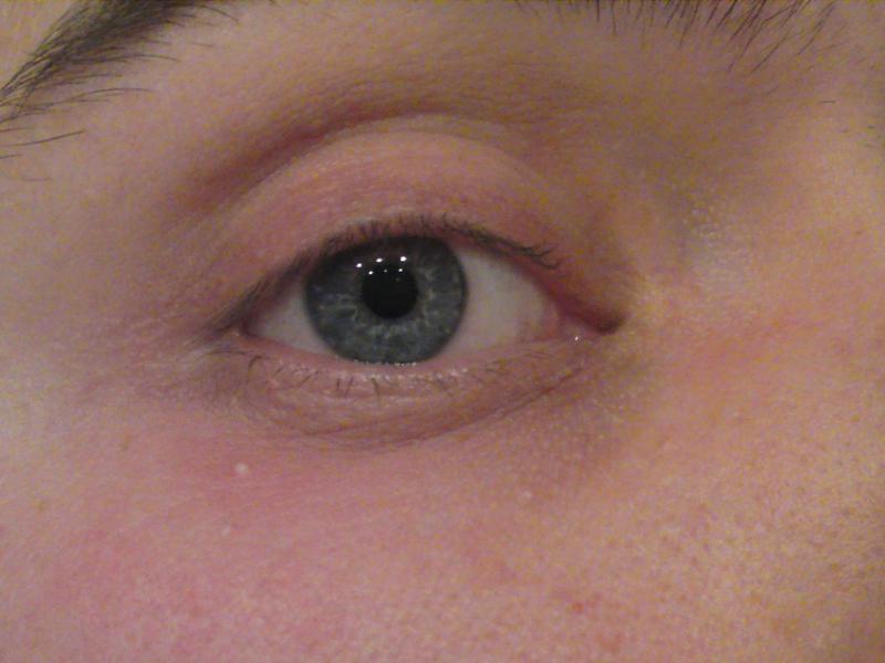 något som skaver i ögat