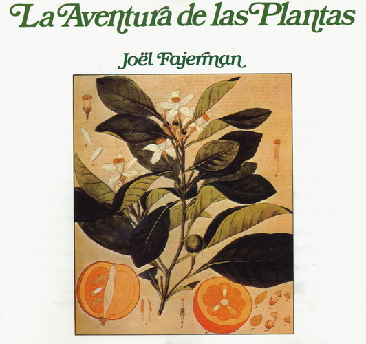 Joel Fajerman - La Aventura de Las Plantas (1982)