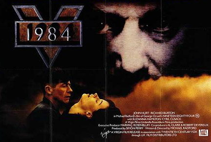 Nineteen Eighty Four ... Spanish ... 105 minutos