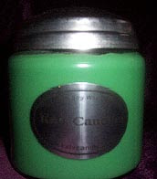Mango Sage Tea Candle