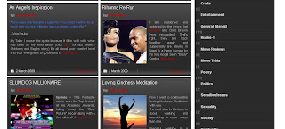 The Angels Weekly Magazine screenshot photo image images picture