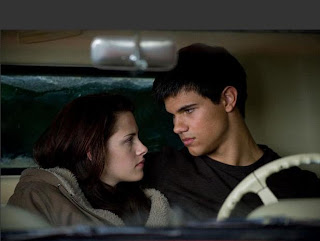 New Moon Pics Bella and Jacob up close image photo picture