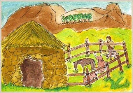 Dibujos de neolitico y paleolitico faciles de hacer - Imagui