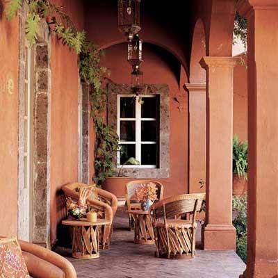 Zuniga Interiors Outdoor Living Spaces